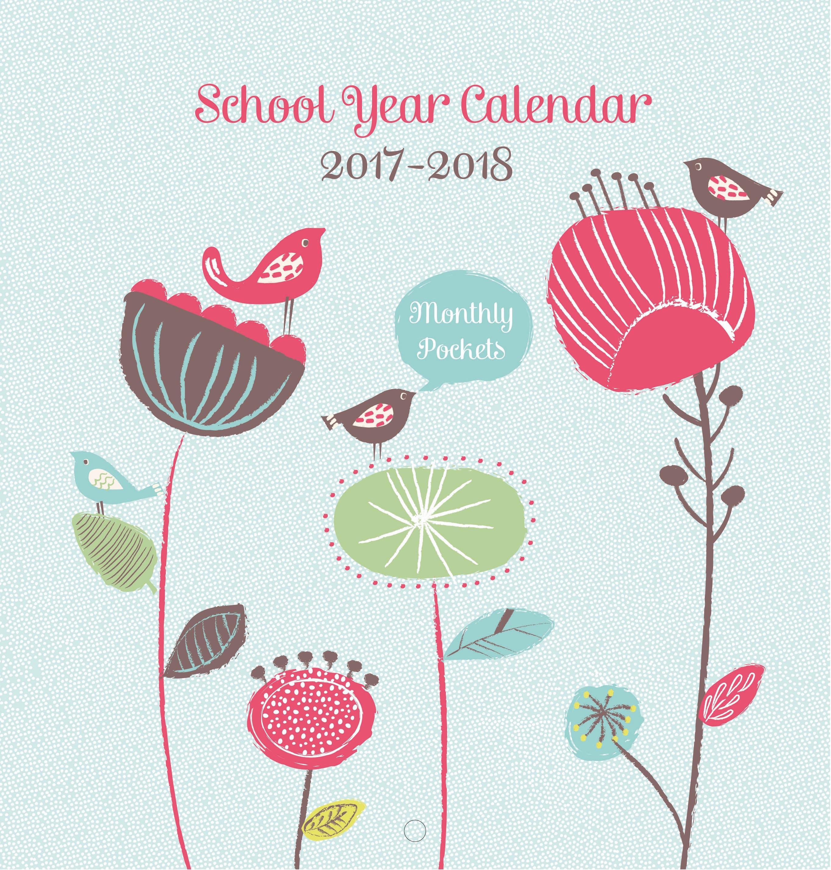 Academic Year Calendar 2017-2018