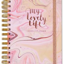 undated diary and personal organiser
