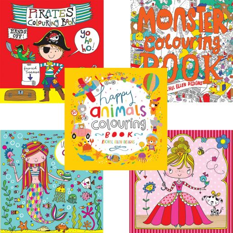 children's colouring book, travel colouring books