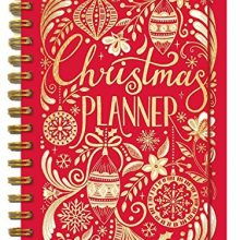Christmas card planner for the perfect christmas.