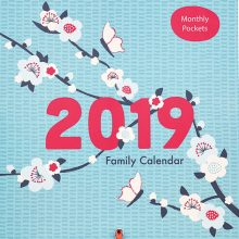 2019 family calendar by busy b for ktwo