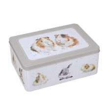 Biscuit tins by Wrendale designs